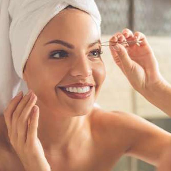 Ako sa zbaviť chĺpkov na tvári