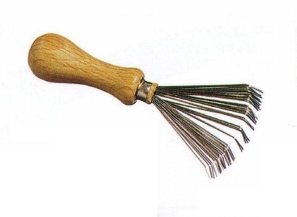 Špeciálny čistiaca kefka KELLER 500 00 01