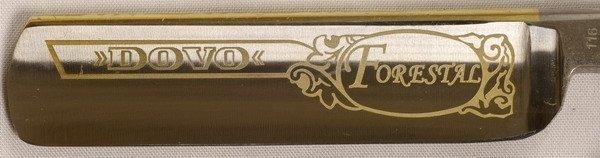 Britva DOVO Solingen - 116 5851 N - Forestal 3