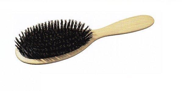 Kefa na vlasy KELLER 125 22 40 - drevený