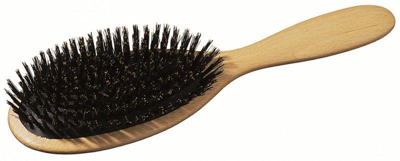 Kefa na vlasy KELLER 125 22 40 - drevený 1