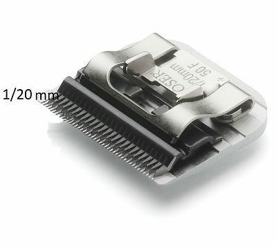 Strihacie hlavice MOSER 1245-7300 1/20 mm