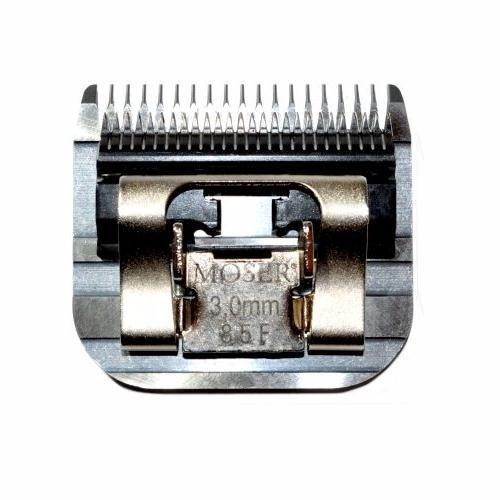 Strihacie hlavice MOSER 1245-7931 3 mm
