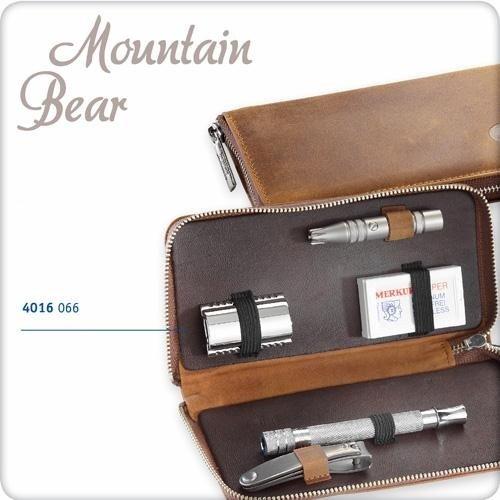 Holiaci súprava MERKUR Solingen 4016 066 Mountain Bear 2