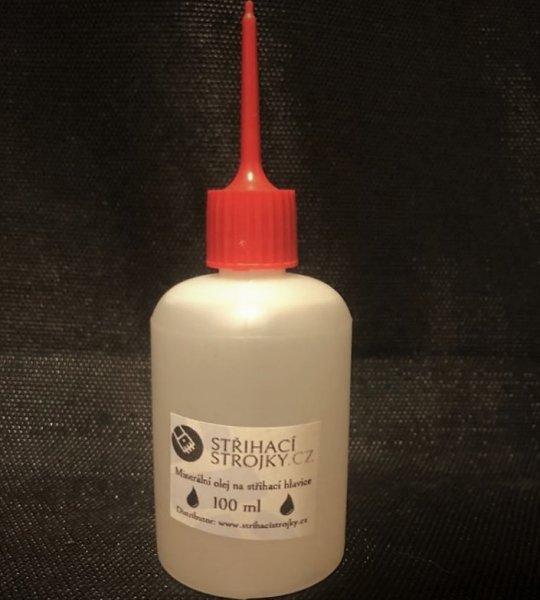 Minerálny olej na strihacie hlavice - 100ml 1
