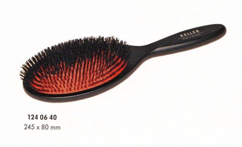 Kefa na vlasy KELLER - EXCLUSIVE 124 06 40