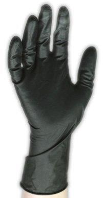Latexové rukavice BLACK Touch 8151-5051 Hercules-S 1