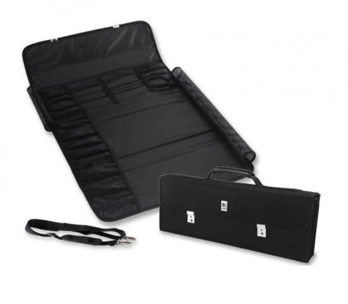 Puzdro na 16 nožov - čierne 1