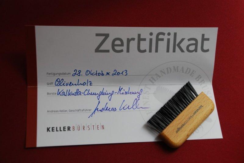 Kefa KELLER Exclusive Ebony Line - tradičná ručná výroba 9