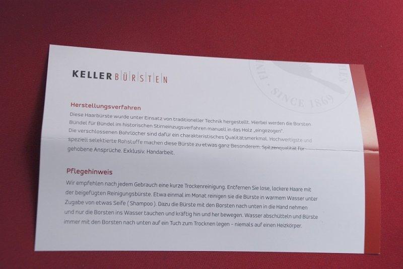 Kefa KELLER Exclusive Ebony Line - tradičná ručná výroba 10