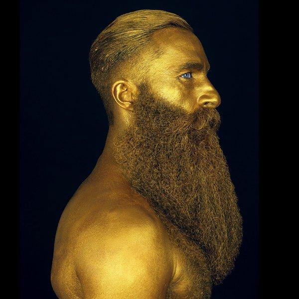 Olej na bradu Million Dollar 3