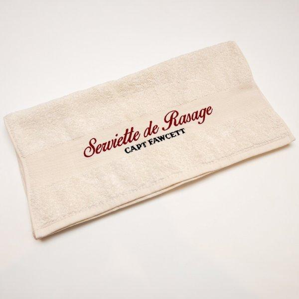 Luxusný bavlnený uterák - veľký 1