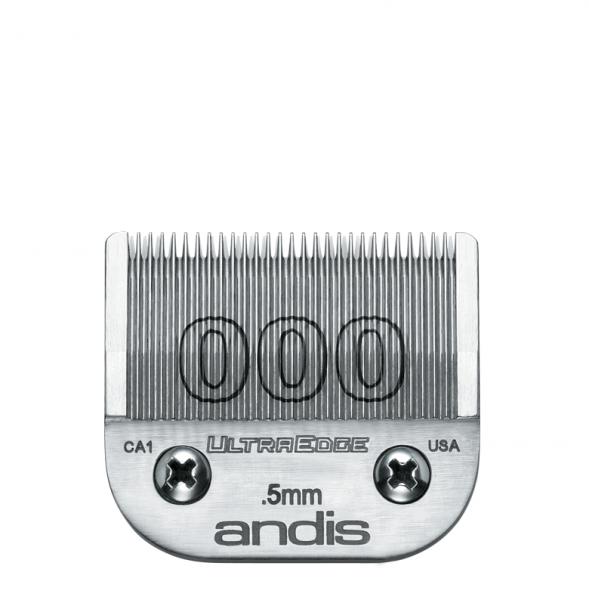 Strihacie hlavice Andis UltraEdge 0,5 mm