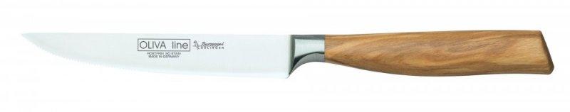 Steakový nôž Burgvogel Solingen Oliva Line