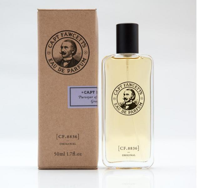 Toaletná voda pre mužov - Captain Fawcett - Eau de Parfum