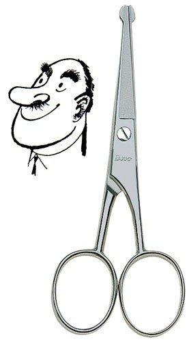 DOVO Solingen 44 400 - nožnice na chĺpky