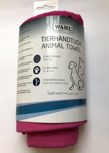 Bambusovo-bavlnený uterák na zvieratá Wahl