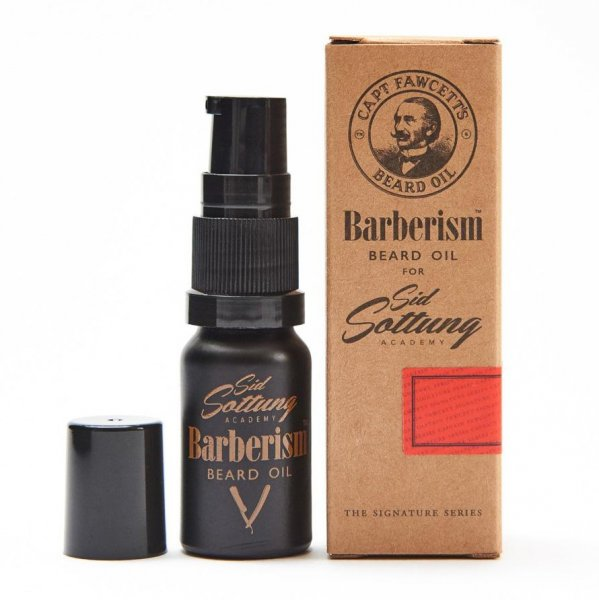 Olej na bradu Barberis