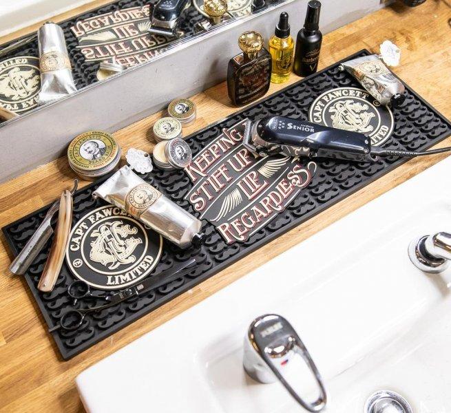 Gumová pracovná podložka pre Barbery