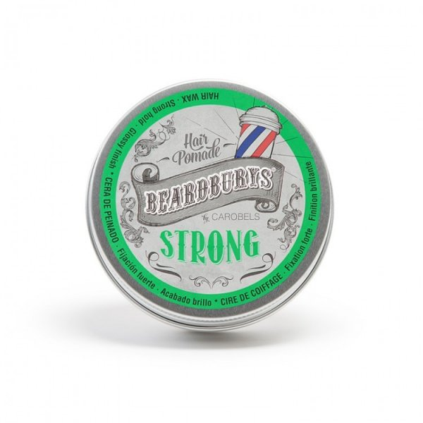 Beardburys Strong pomáda na vlasy 100 ml.