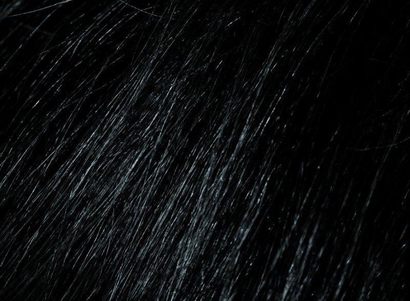 Beardburys farbiace šampón na vlasy a fúzy-čierny 3