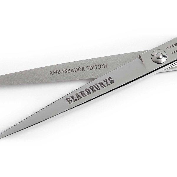 Barber nožnice Andis - rovné 2