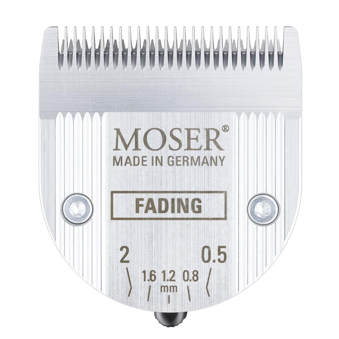 Profesionálne strihacie hlavice MOSER pre strojčeky MOSER a WAHL 1854, 1871, 1872, 1873, 1884, 1886, 1888 1
