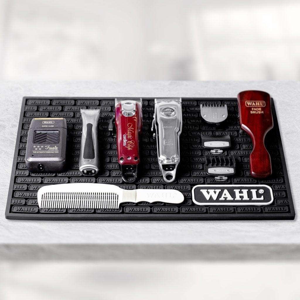Pracovní podložka WAHL 0093-6410 Barber Tool Mat 4