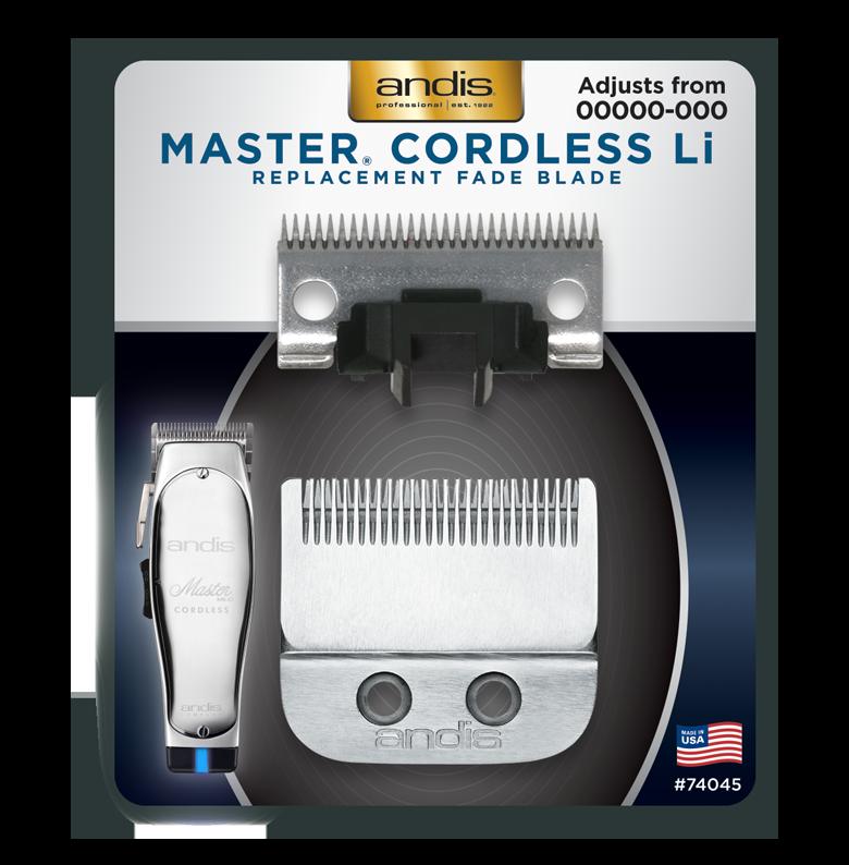 Stříhací hlavice Andis Master Cordless Li 1