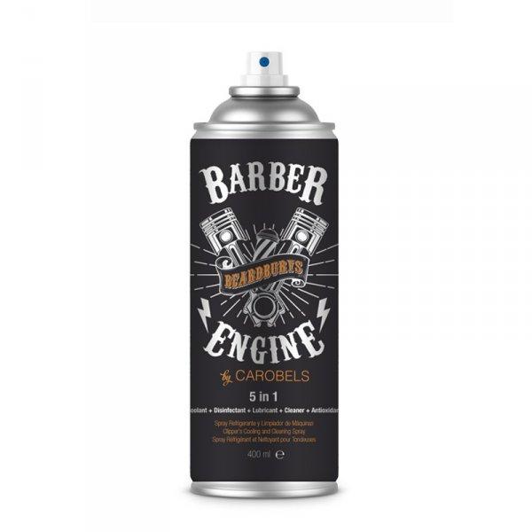 Anti-covid Barber Set 3