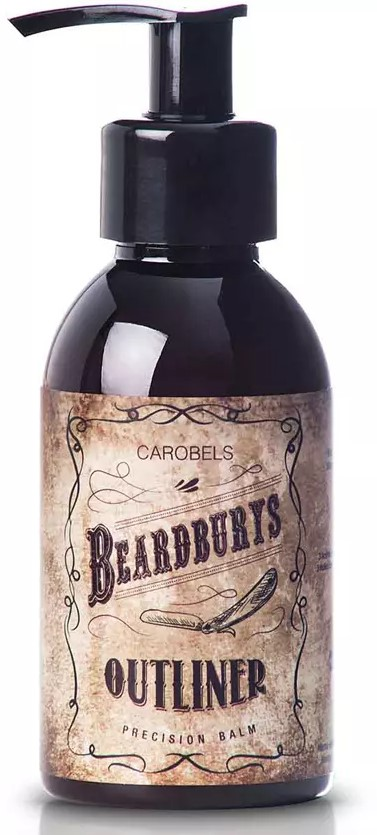 Beardburys outliner Emulsion - balzam na fúzy